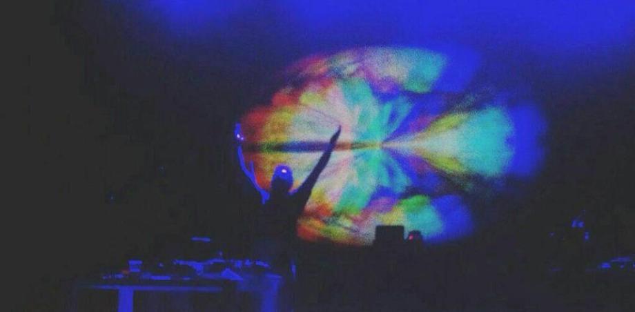 Artificiero live Tagomago 2016